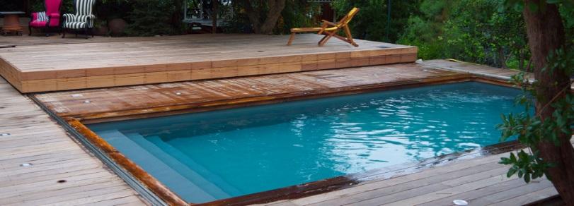 Les choix de couvertures de piscine