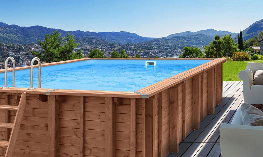Pourquoi choisir la piscine en bois